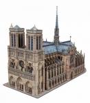 3D Пазл Нотр-Дам де Пари