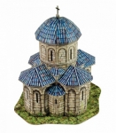 3D Пазл Церковь Кветера