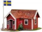 3D Пазл Шведский домик