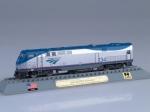 Amtrak P42 Genesis diesel electric locomotive USA 1966
