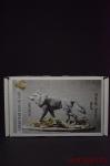 Animal Series. Wolf - Оловянная миниатюра, белый металл набор для сборки, 54 мм