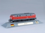 BR 218 diesel hydraulic locomotive Germany 1968