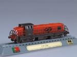 CP 1200 diesel electric locomotive Portugal 1961