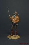 Comanchero, Северная Америка 1860-70 - Оловянный солдатик, роспись 54 мм. Все оловянные солдатики расписываются художником вручную