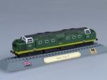 Deltic Class 55 diesel-electric locomotive UK 1961
