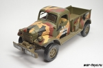 Dodge Power Wagon US Army 1:32