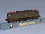 E 428 FS 3.000V DC Electric locomotive Italy 1934