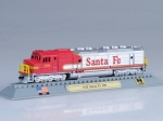 F45 Santa Fe 100 diesel electric locomotive USA 1967