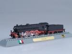 FS Gr 691 Steam locomotive wheel arrangement 231 Italy 1928
