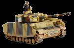 Танк Panzer IV, Германия, масштаб 1:72 Восточный фронт, 1945