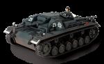 Танк StuG III, Германия, масштаб 1:32, Восточный фронт, 1941