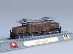 "Ge 6/6 ""Crocodile"" Electric locomotive  Switzerland 1921"