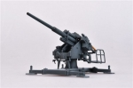 German WWII Flak40 128mm With The Bettung 40 1942