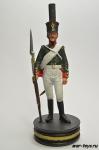 Grenadier de la garde impériale russe 1812 г. 60 мм.