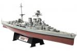 HMS Крейсер HOOD, Великобритания,1941 г. масштаб 1:700