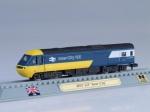 HST 125 Inter City High speed diesel locomotive UK 1976