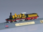"""Highland Railway """"Duke"""" UK 1874"""