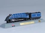 LNER A4 Mallard Steam locomotive wheel arrangement 231 UK 1938