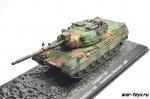 Leopard 1 A5 I Panzerbatailon 184 Heidelberg - 1987