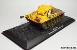 Модель танка M46 Patton 6th Tank Battalion Korea-1951
