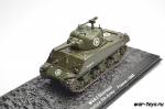M4A3 Sherman 756th Tank Battalion 5th Army - 1945