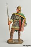Воин династии Меровингов