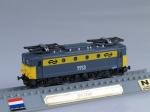 NS 1100 Electric locomotive Netherlands 1950