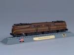 Pennsylvania RailroadGG1 Electric locomotive USA 1934