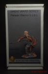 Persian Warrior 5 c. b.c. - Оловянная миниатюра, белый металл набор для сборки, 54 мм