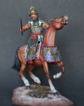 Persian warrior 5 c.b.c