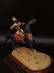 Persian warrior 5 c.b.c - Оловянный солдатик коллекционная роспись 54 мм. Все оловянные солдатики расписываются художником вручную