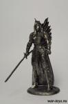 Queen of Crows - Оловянный солдатик. Чернение. Высота солдатика 54 мм