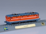 Rc 4 B-B Electric locomotive Sweden 1975