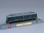 SBB Re 6/6 Electric locomotive Swizerland 1962