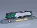 SNCF CC 6500 Electric locomotive France 1969