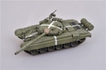 Soviet Army T-72A Main battle tank, 1980