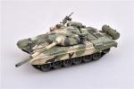 Soviet Army T-72B Main battle tank, 1980
