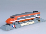 TVG high-speed train France 1978