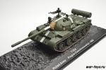 T-55A Polish Army Prague - 1968