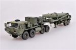 U.S. Army M983 Hemtt tractor and Pershing II tactical missile
