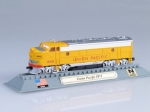 UNION PACIFIC FP 7 diesel electric locomotive USA 1949