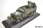1:43 M16 MGMC 3rd Armored Division Aachen Germany 1944