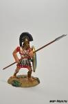 Athenian Hoplite 5th Century BC 54 мм.