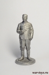 И.В.Сталин, 1939-43 гг. СССР - Оловянный солдатик. Чернение. Высота солдатика 54 мм