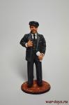 В.И.Ленин - Оловянный солдатик коллекционная роспись 54 мм. Все оловянные солдатики расписываются художником вручную