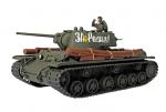КВ-1,СССР, Тяжелый Танк 1942 МАСШТАБ 1:32
