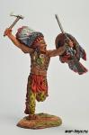 США. Индеец-сиу 19 век