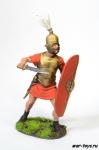 Рим. Легионер-триарий на пунические войны 3 в. до н.э.