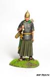 Рим. Лучник - Оловянный солдатик коллекционная роспись 54 мм. Все оловянные солдатики расписываются художником в ручную