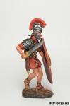 Рим. Легионер в бою - Оловянный солдатик коллекционная роспись 54 мм. Все оловянные солдатики расписываются художником в ручную